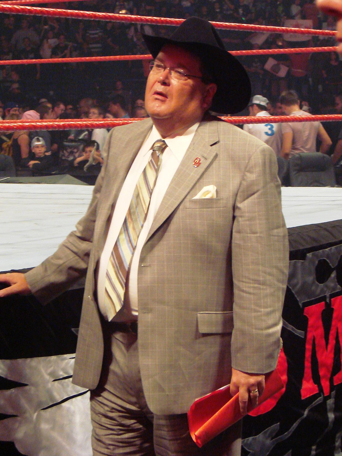 Jim Ross – Wikipedia