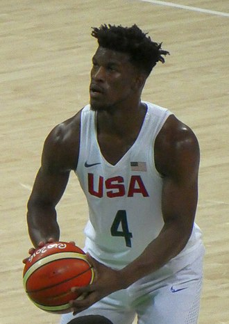 Jimmy Butler - Butler at the 2016 Summer Olympics