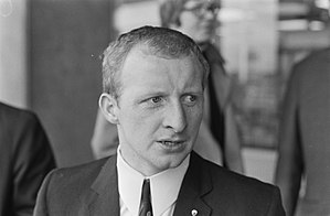 Jimmy Johnstone - Johnstone in Amsterdam in 1971