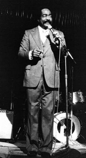 Jimmy Witherspoon - Witherspoon in June 1976