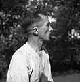 Jože Bakše, leso strugar, pipar, Cerov Log (Kira) 38 1952.jpg