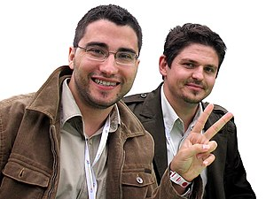 Panoramio - Joaquín Cuenca and Eduardo Manchón, the creators of Panoramio.