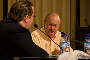 Joe Haldeman - Haldeman at Finncon 2007
