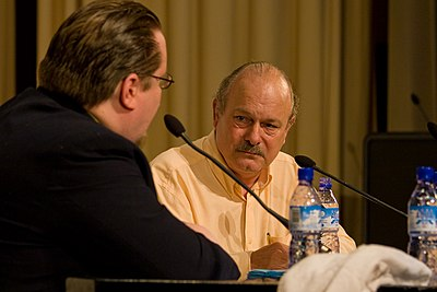 Picture of an author: Joe Haldeman