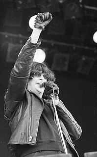 Joey Ramone American musician and singer-songwriter