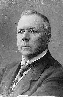 Johan Ludwig Mowinckel Prime Minister of Norway