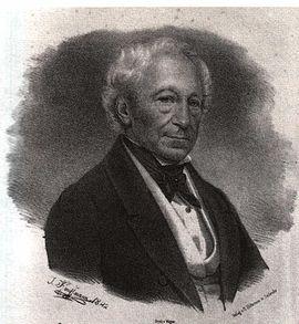 Johann Adam Itzstein