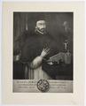 Johann Georg von Hallwyl 1555-1604, biskop av Konstanz - Hallwylska museet - 102265.tif