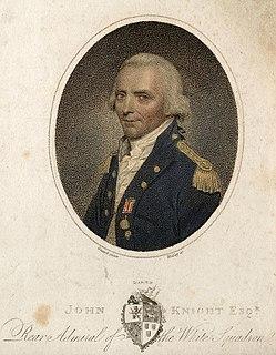 John Knight (Royal Navy officer) British Royal Navy officer