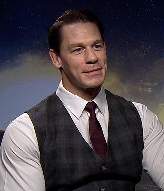 John Cena - Cena in December 2018