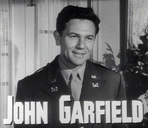taille John Garfield