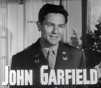John Garfield - in Gentleman's Agreement (1947)