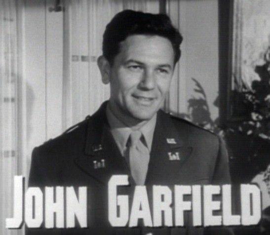 John Garfield in Gentleman's Agreement trailer