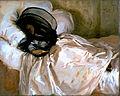 John Singer Sargent - The Mosquito Net - Google Art Project.jpg