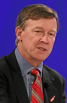 John W. Hickenlooper World Economic Forum 2013 (cropped).jpg
