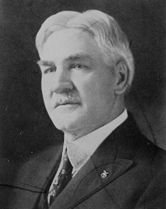 Oklahoma's 5th congressional district - Image: John William Harreld