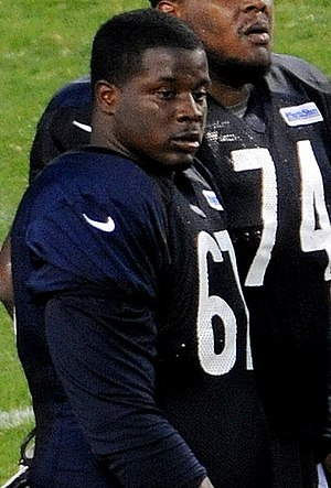 Jordan Mills - Mills with the Chicago Bears in 2014