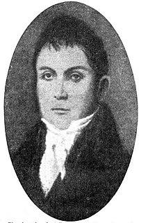 José Francisco Ugarteche Argentinian lawyer