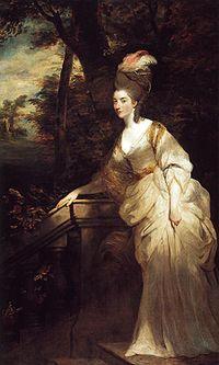 georgiana duquesa devonshire