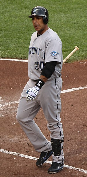 Juan Rivera (baseball) - Rivera with the Toronto Blue Jays in 2011