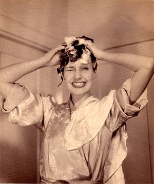 Judy Campbell - Judy Campbell in 1945