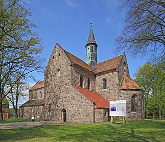Jüterbog - Church of Kloster Zinna