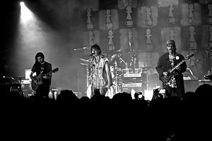 Julian Casablancas+The Voidz - Image: Julian Casablancas + The Voidz