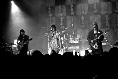 Picture of a band or musician: The Voidz