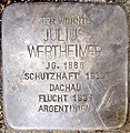 Julius Wertheimer Kinzigstraße 21 Kehl IMG 4985.jpg
