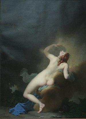 Jean-Baptiste Regnault - Image: Jupiter et Io Jean Baptiste Regnault mg 8214