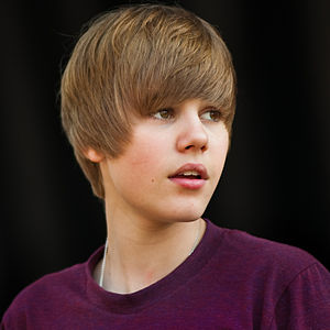 Justin Bieber at the 2010 White House Easter E...