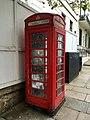 K6 telephone kiosk, Chilworth Street, 2018 (1).jpg