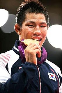 Kim Jae-bum South Korean judoka