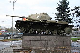 Kliment Voroshilov tank - KV-85