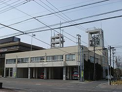 Kakamigahara City Nishi Fire Station2008.jpg