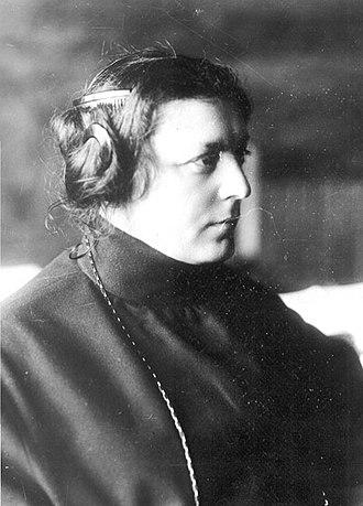 Olga Kameneva - Image: Kameneva