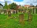 Kamienna Góra, cmentarz żydowski, macewy (MW).jpg
