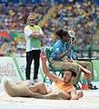 Kamil Aliyev at the 2016 Summer Paralympics – Men's long jump (T12) 5.jpg
