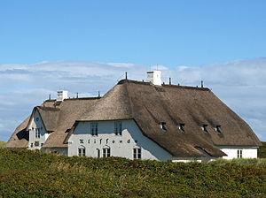 Kampen (Sylt) - Haus Kliffende.