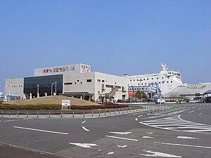 別府港's relation image