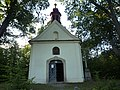 Kaple Navštívení P. Marie - tzv. Malá Svatá Hora 04.JPG
