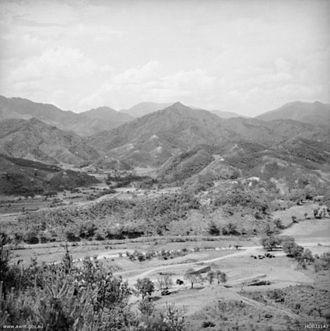Battle of Kapyong - Kapyong, South Korea