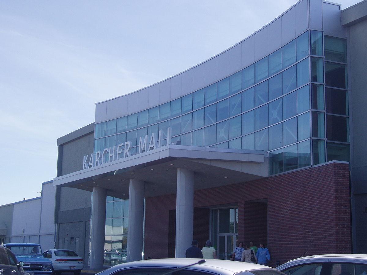 Karcher mall wikipedia for Furniture nampa idaho