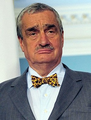 Karel Schwarzenberg - Image: Karel Schwarzenberg on June 2, 2011