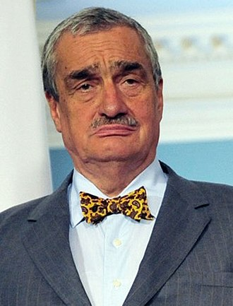 2013 Czech legislative election - Image: Karel Schwarzenberg on June 2, 2011
