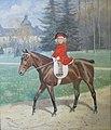 Karl Volkers Prinz Friedrich Christian zu Schaumburg-Lippe zu Pferde 1910.jpg