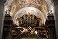 Karlskirche Wien 2013 Orgelempore 01.jpg