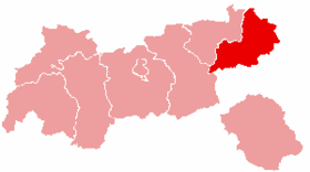 District de Kitzbühel