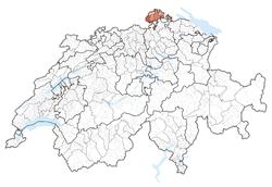 Canton of Schaffhausen Wikipedia