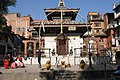 Kathmandu Durbar Square, Temple 2, Nepal.jpg